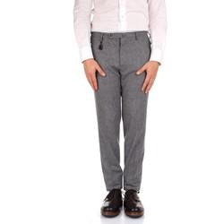 vaatteet Miehet Puvun housut Incotex 1AT091 1721T Grey