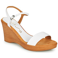 kengät Naiset Sandaalit ja avokkaat Unisa RITA White