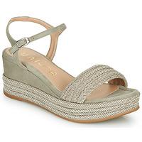 kengät Naiset Sandaalit ja avokkaat Unisa KATIA Nude