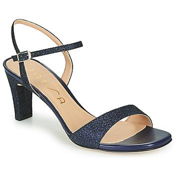 kengät Naiset Sandaalit ja avokkaat Unisa MABRE Laivastonsininen