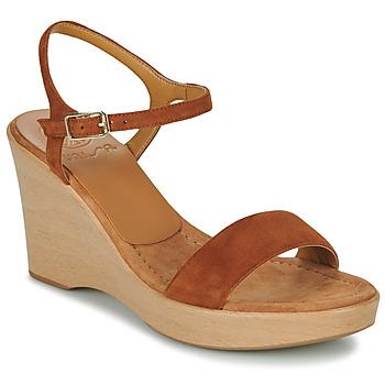 kengät Naiset Sandaalit ja avokkaat Unisa RITA Brown