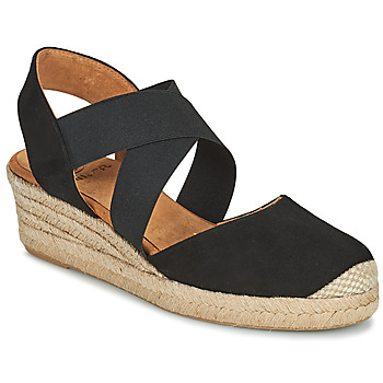 kengät Naiset Sandaalit ja avokkaat Unisa CELE Black