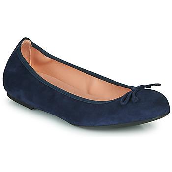 kengät Naiset Balleriinat Unisa ACOR Laivastonsininen