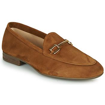 kengät Naiset Mokkasiinit Unisa DALCY Kamelinruskea
