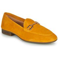 kengät Naiset Mokkasiinit Unisa DALCY Sinappi