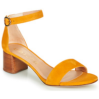 kengät Naiset Sandaalit ja avokkaat Unisa GELETE Keltainen