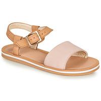 kengät Tytöt Sandaalit ja avokkaat Clarks SKYLARKHOPE K Pink