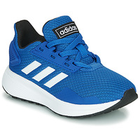kengät Lapset Matalavartiset tennarit adidas Originals DURAMO 9 K Blue