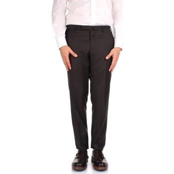 vaatteet Miehet Puvun housut Incotex 1AT030 1010T Brown