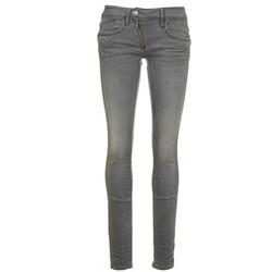 vaatteet Naiset Skinny-farkut G-Star Raw LYNN ZIP MID SKINNY Blue