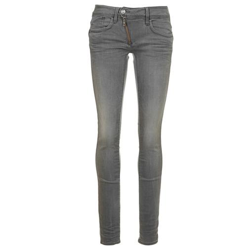 vaatteet Naiset Skinny-farkut G-Star Raw LYNN ZIP MID SKINNY Sininen