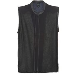 vaatteet Naiset Topit / Puserot G-Star Raw 5620 CUSTOM Black