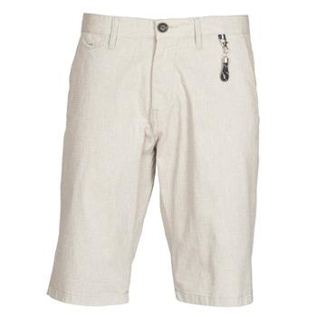 vaatteet Miehet Shortsit / Bermuda-shortsit Tom Tailor  Beige