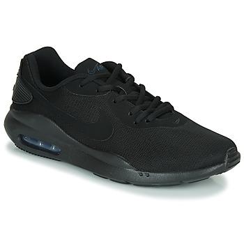 kengät Miehet Matalavartiset tennarit Nike AIR MAX OKETO Black