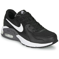kengät Miehet Matalavartiset tennarit Nike AIR MAX EXCEE Black / White
