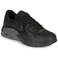kengät Miehet Matalavartiset tennarit Nike AIR MAX EXCEE Black