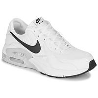 kengät Miehet Matalavartiset tennarit Nike AIR MAX EXCEE Valkoinen / Musta