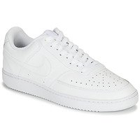 kengät Miehet Matalavartiset tennarit Nike COURT VISION LOW White