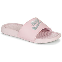 kengät Naiset Rantasandaalit Nike BENASSI JUST DO IT Violet