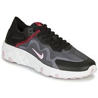 kengät Naiset Matalavartiset tennarit Nike RENEW LUCENT Musta / Valkoinen