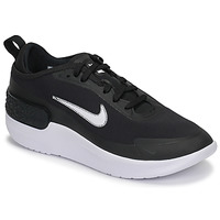 kengät Naiset Matalavartiset tennarit Nike AMIXA Black / White