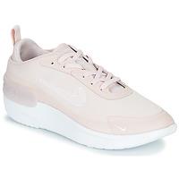 kengät Naiset Matalavartiset tennarit Nike AMIXA Pink / White