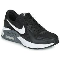 kengät Naiset Matalavartiset tennarit Nike AIR MAX EXCEE Musta / Valkoinen