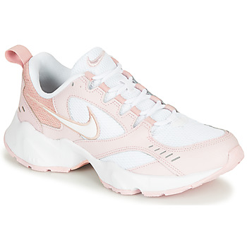 kengät Naiset Matalavartiset tennarit Nike AIR HEIGHTS White / Pink
