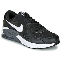 kengät Lapset Matalavartiset tennarit Nike AIR MAX EXCEE GS Black / White
