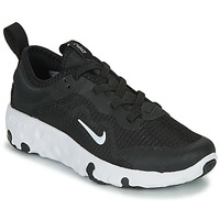 kengät Lapset Matalavartiset tennarit Nike RENEW LUCENT PS Black / White