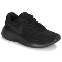 kengät Lapset Matalavartiset tennarit Nike TANJUN GS Black