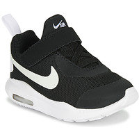 kengät Lapset Matalavartiset tennarit Nike AIR MAX OKETO TD Black / White