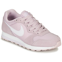 kengät Tytöt Matalavartiset tennarit Nike MD RUNNER 2 PE GS Pink