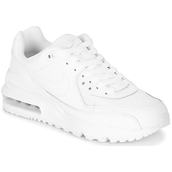 kengät Lapset Matalavartiset tennarit Nike AIR MAX WRIGHT GS White