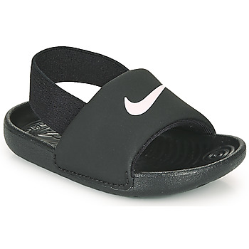 kengät Lapset Rantasandaalit Nike KAWA TD Musta