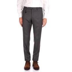 vaatteet Miehet Puvun housut Incotex 1AT030 1394T Grey