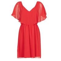 vaatteet Naiset Lyhyt mekko Naf Naf LAZALE Red