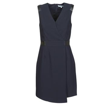 vaatteet Naiset Lyhyt mekko Morgan RNEW Laivastonsininen