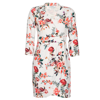 vaatteet Naiset Lyhyt mekko Morgan REGARD Beige