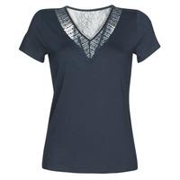 vaatteet Naiset Lyhythihainen t-paita Morgan DOHAN Laivastonsininen