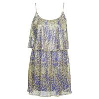 vaatteet Naiset Lyhyt mekko Marciano LIQUID LEOPARD DRESS Multicolour