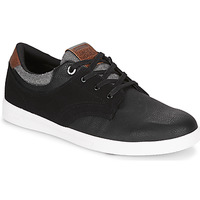 kengät Miehet Matalavartiset tennarit Jack & Jones SPENCER COMBO Black