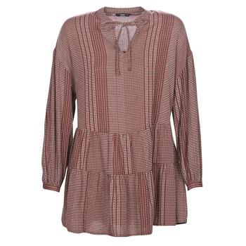 vaatteet Naiset Lyhyt mekko Only ONLNEW Bordeaux