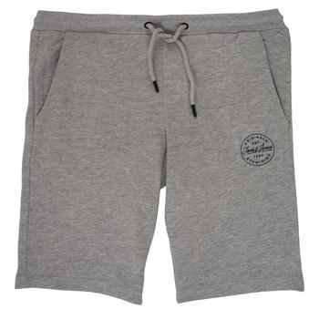 vaatteet Pojat Shortsit / Bermuda-shortsit Jack & Jones JJISHARK Harmaa