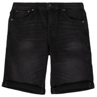 vaatteet Pojat Shortsit / Bermuda-shortsit Jack & Jones JJIRICK Black
