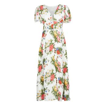 vaatteet Naiset Pitkä mekko Derhy CALANQUE Multicolour