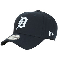 Asusteet / tarvikkeet Lippalakit New-Era MLB THE LEAGUE DETROIT TIGERS Black / White