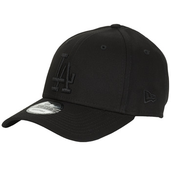Asusteet / tarvikkeet Lippalakit New-Era LEAGUE ESSENTIAL 9FORTY LOS ANGELES DODGERS Black