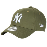 Asusteet / tarvikkeet Lippalakit New-Era LEAGUE ESSENTIAL 9FORTY NEW YORK YANKEES Khaki
