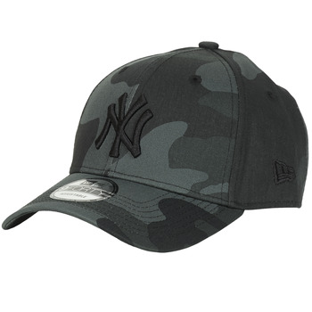 Asusteet / tarvikkeet Lippalakit New-Era LEAGUE ESSENTIAL 9FORTY NEW YORK YANKEES Camouflage / Grey